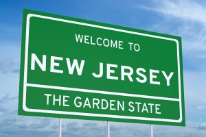 sign- state of new jersey